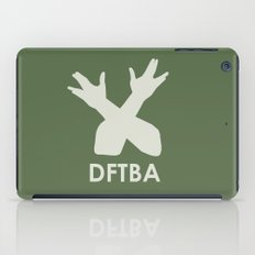 DFTBA iPad Case