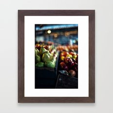 delectable Framed Art Print