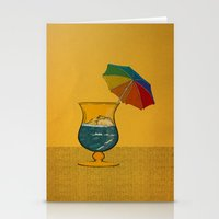 Summertime! Stationery Cards