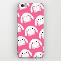 Mei the Strawberry Rabbit iPhone & iPod Skin