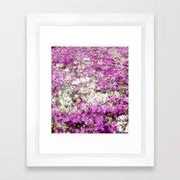 Colour my World Framed Art Print