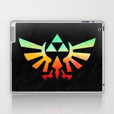Zelda Hylian Crest Laptop & iPad Skin