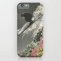 Spring Skiing iPhone 6 Slim Case