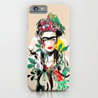 The Art Of Frida Kahlo iPhone 6 Slim Case