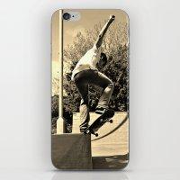 Adam Lindles 2 iPhone & iPod Skin