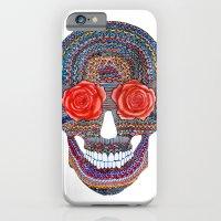 Roses Die iPhone 6 Slim Case