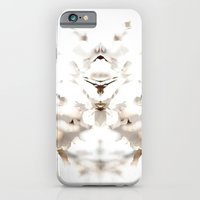 iPhone & iPod Case featuring Dogwood Cotton by Jennifer Torres