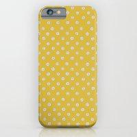 Yellow spots iPhone 6 Slim Case