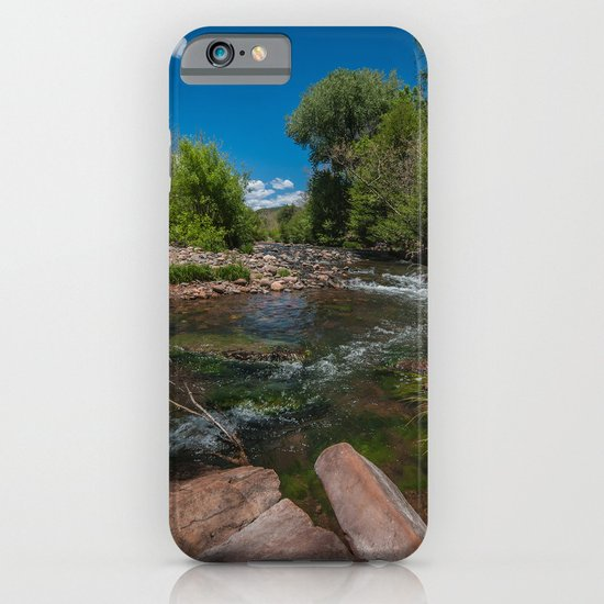 Somewhere iPhone & iPod Case