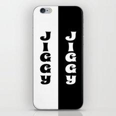 Jiggy Jiggy iPhone & iPod Skin