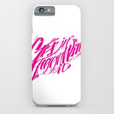 Gettin Jiggy With It iPhone 6 Slim Case