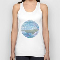 Illustration Friday: Round Unisex Tank Top