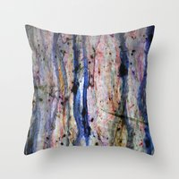 medicine Throw Pillow
