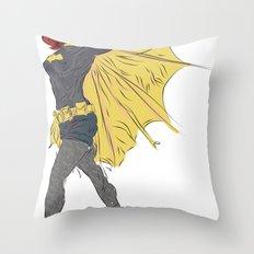 Batgirl [ Alt ] #1 Throw Pillow