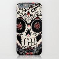 Muerte Acecha iPhone 6 Slim Case