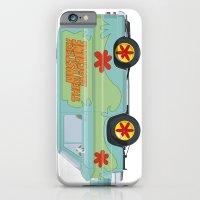 Mystery Machine - Scooby-Do!  I/III iPhone 6 Slim Case