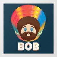 Bob is Magic Canvas Print