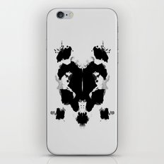 Rorscharch iPhone & iPod Skin