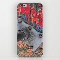 Merry-Go-Round iPhone & iPod Skin