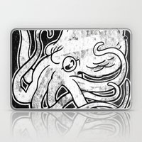 Octopus Print Laptop & iPad Skin