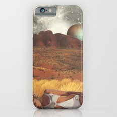 the life and death of stars - collab with sammy slabbinck iPhone 6 Slim Case
