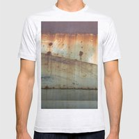 The Airstream Mens Fitted Tee Ash Grey SMALL