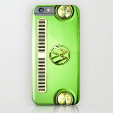 Summer of Love - Groovy Green iPhone 6 Slim Case