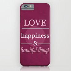 I Wish You ... iPhone 6s Slim Case