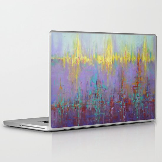 Dubstep IV Laptop & iPad Skin
