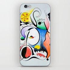 Aurora boreal iPhone & iPod Skin