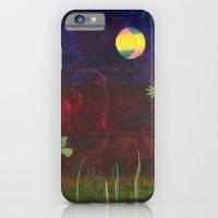 Moon Garden iPhone 6 Slim Case