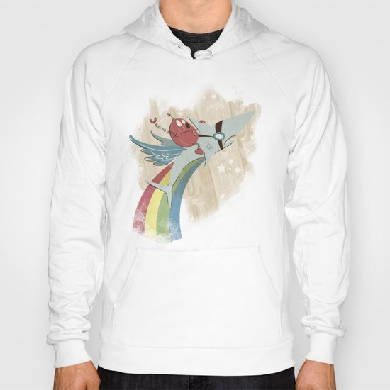 The Super Fire Awesome Rainbow Dream Adventure! Hoody