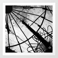 Eigenvectors Art Print