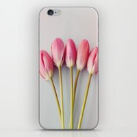 If I had a flower for every time I thought of you iPhone & iPod Skin