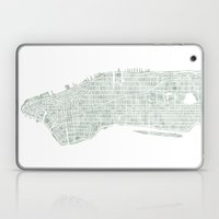 Manhattan NYC Laptop & iPad Skin