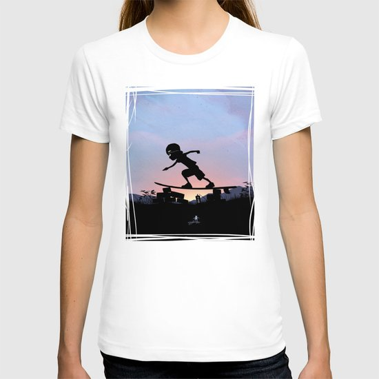 Silver Surfer Kid T-shirt