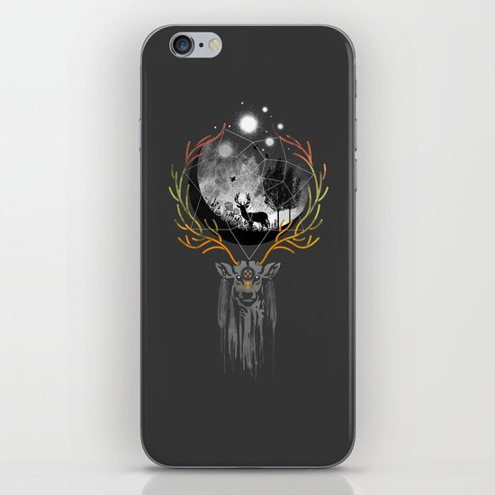 deer to dream iPhone & iPod Skin