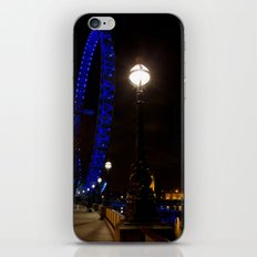 London Eye and Westminter iPhone & iPod Skin