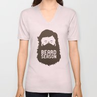 Beard Season Unisex V-Neck