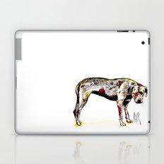 The sadness of streetdogs Laptop & iPad Skin