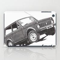 Lada Niva iPad Case