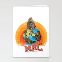 Mr.C Stationery Cards
