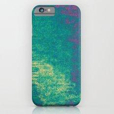 21-74-16 (Aquatic Glitch) iPhone 6 Slim Case
