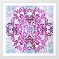 Always Save The Glitters… Art Print