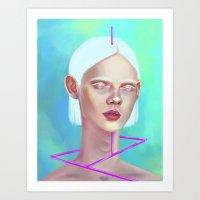 91215 Art Print
