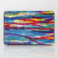 stripes traffic iPad Case