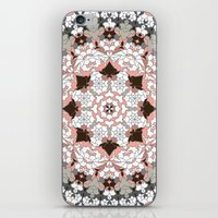 Khatem Rosette 004 | Muted iPhone & iPod Skin