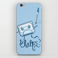 Help! iPhone & iPod Skin