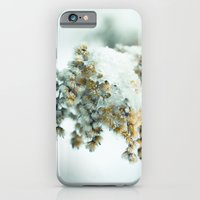 iPhone & iPod Case featuring Frost & beauty by moodgraphics