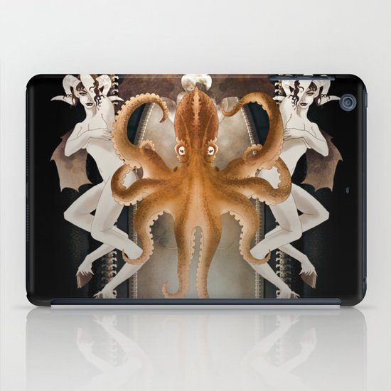 Octo-Magi iPad Case